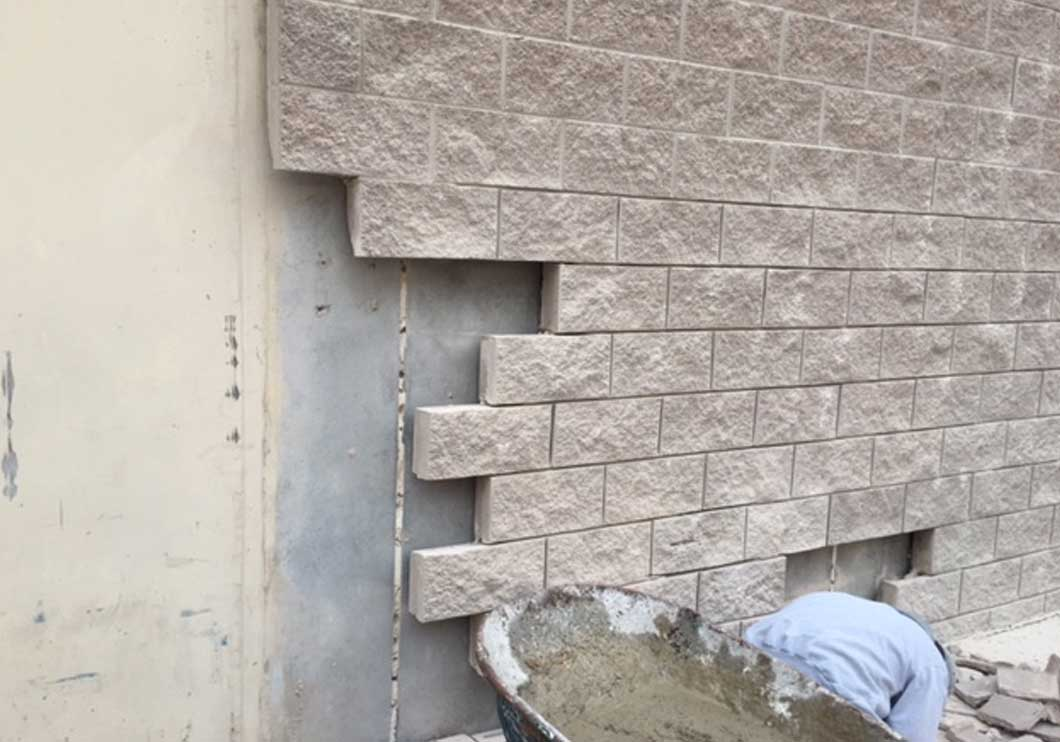 masonry contractor in College Station, TX