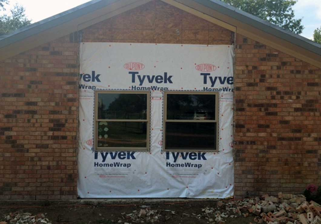 masonry waterproofing in College Station, TX