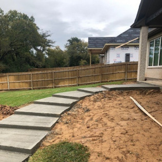 outdoor living space <br/> college station, tx