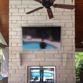 outdoor living spaces <br/> college station, tx