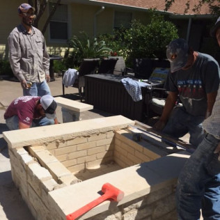 masonry contractor <br/> college station, tx
